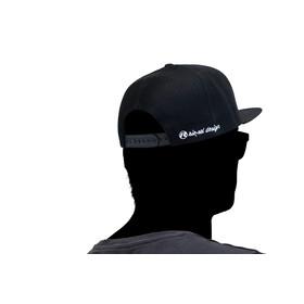 Riesel Design the cro:wn Snapback Cap, stickerbomb MK II